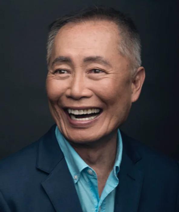 George Takei Profile Photograph